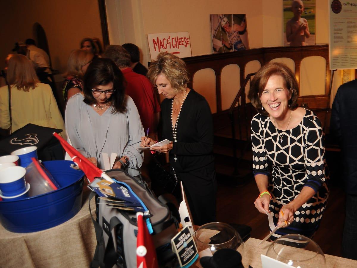 News, Shelby, Camp for All Camp Culinary, Sept. 2015, Ann Radney