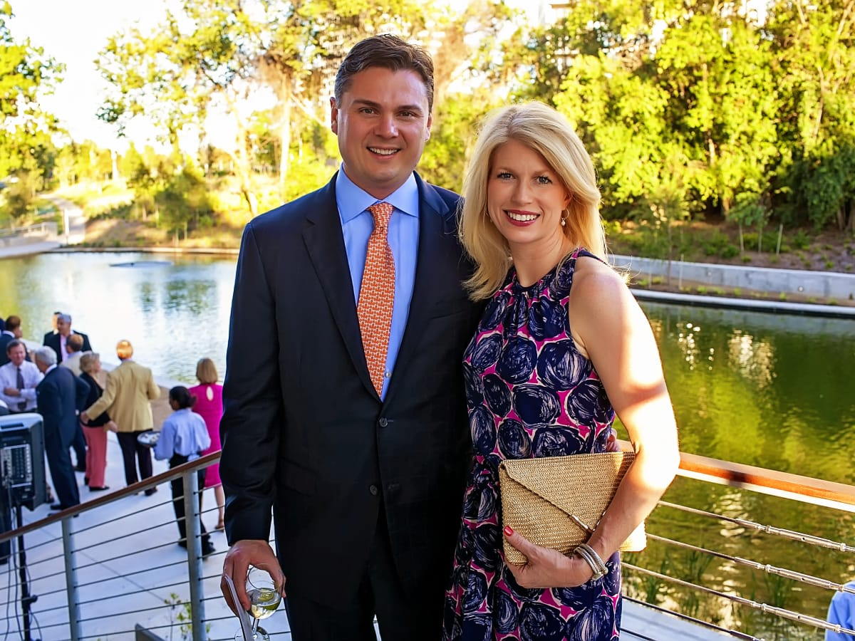 News, Shelby, Lost Lake, Dunlavy party, Sept. 2015 Collin and Jacquelyn Cox