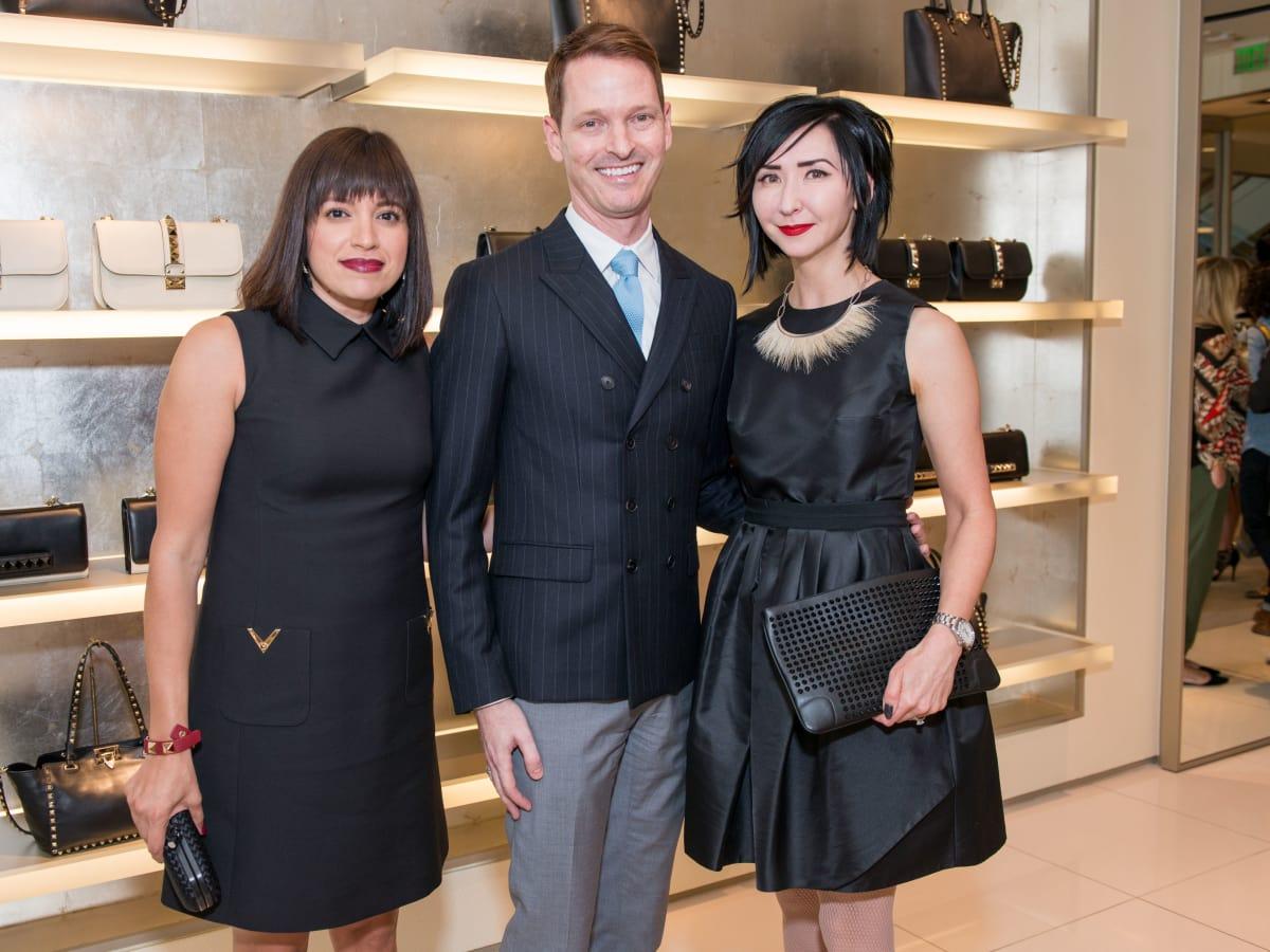 News, Shelby, Heart of Fashion, Valentino, Sept. 2015, Sandra Manala, Brian McCullach, Carrie Brandsberg-Dahl