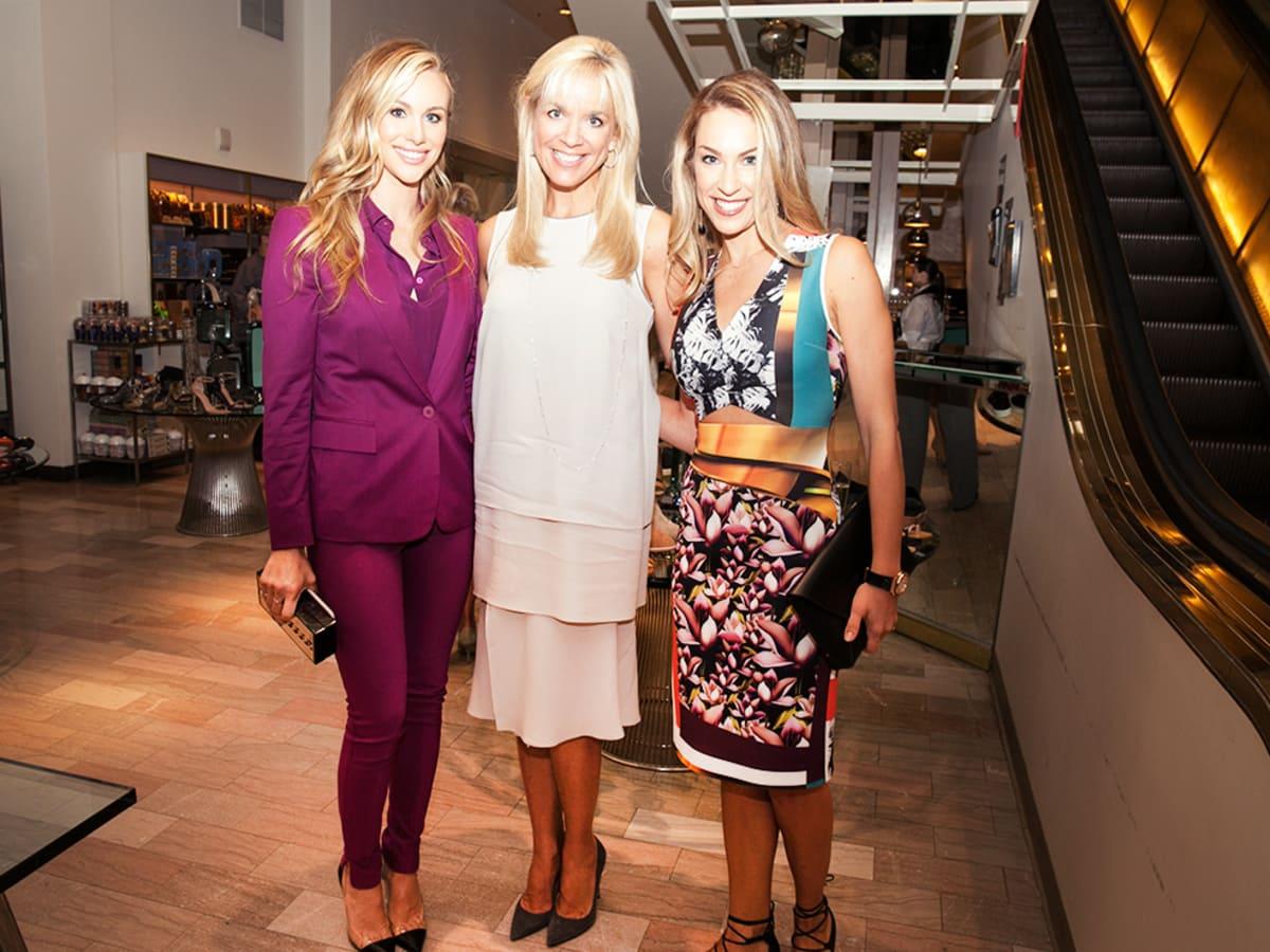 Candice Romo, Brill Garrett, Michelle Witten