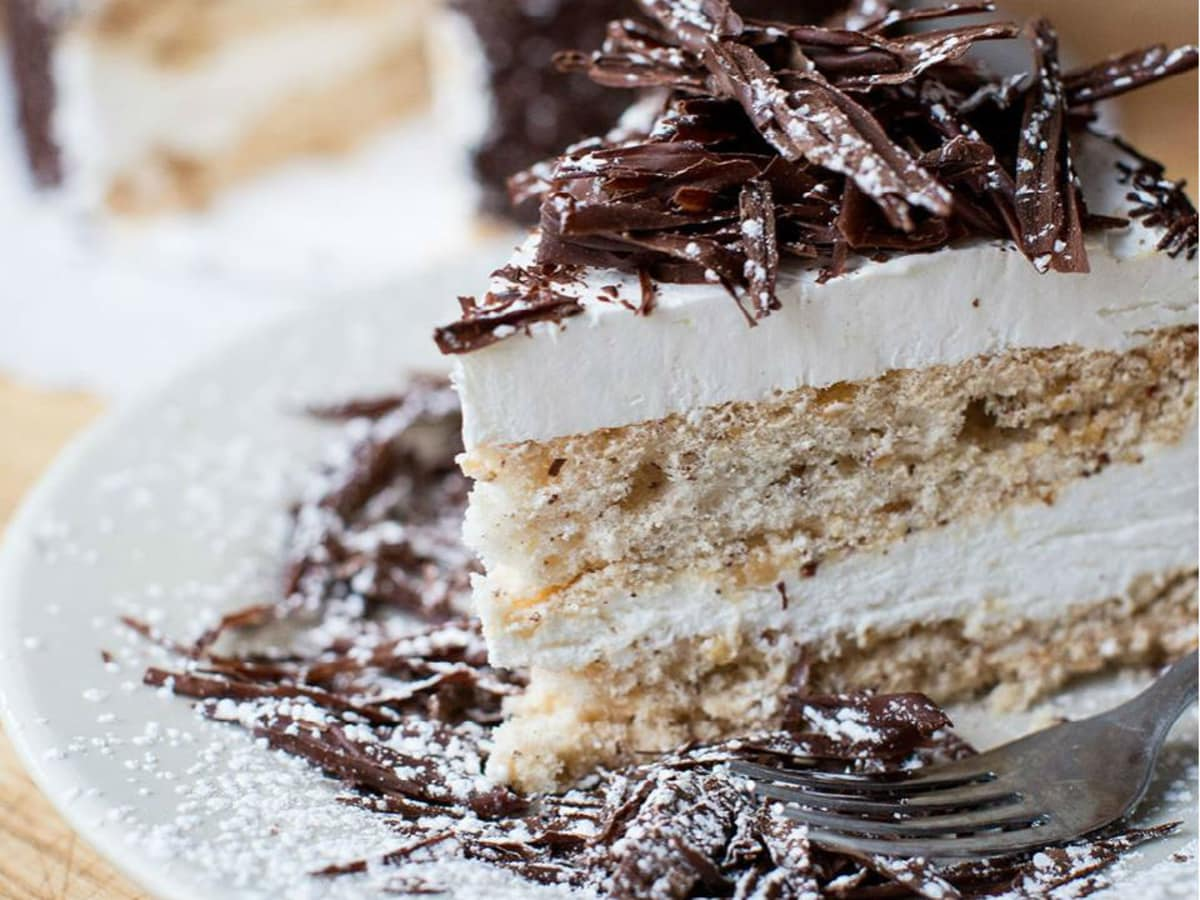 Swiss Pastry Shop black forest cake