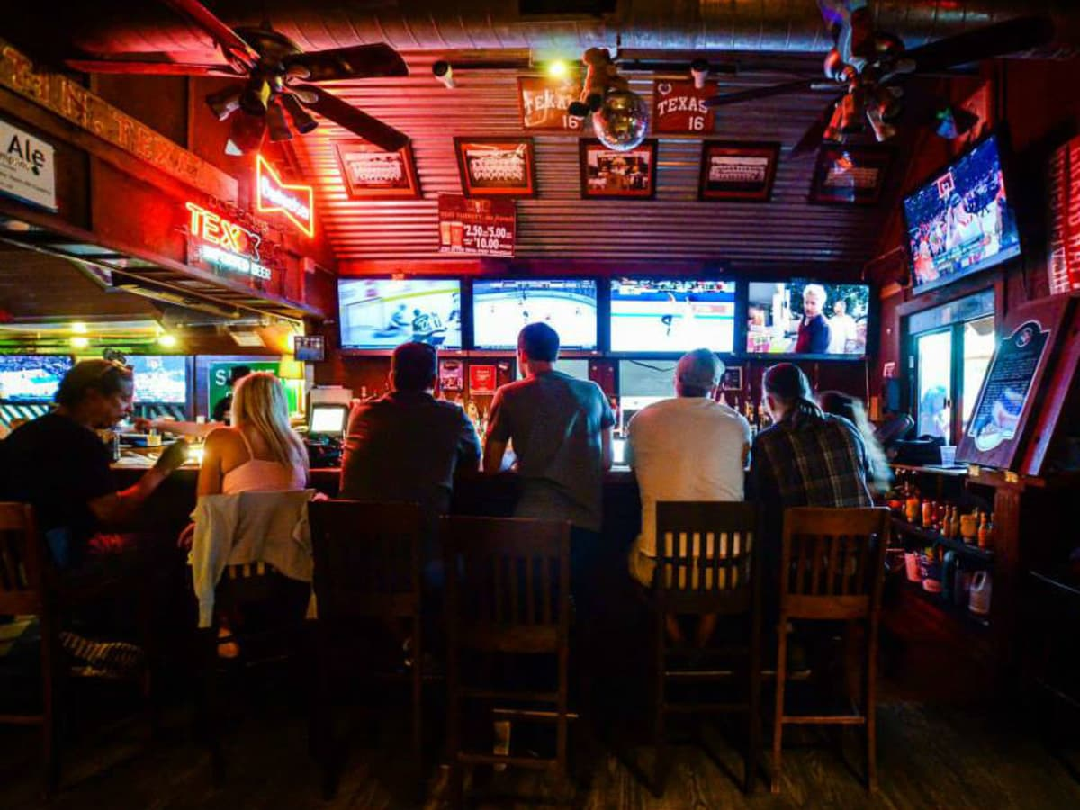 The Tavern Is A Top Sports Bar To Catch A Football Game With Almost 50  Screens To Choose From.