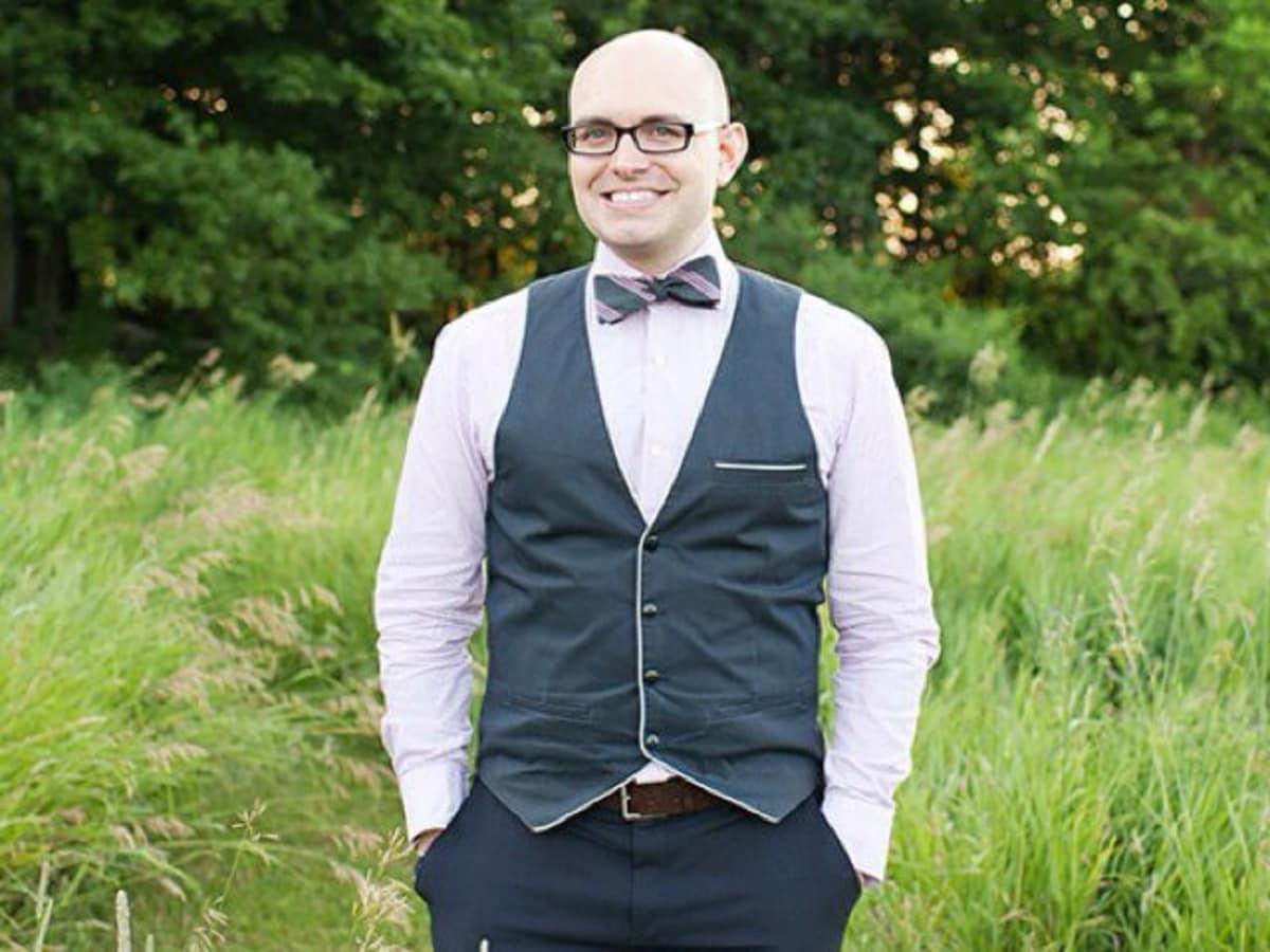 Stylemaker nominee Julian Leaver