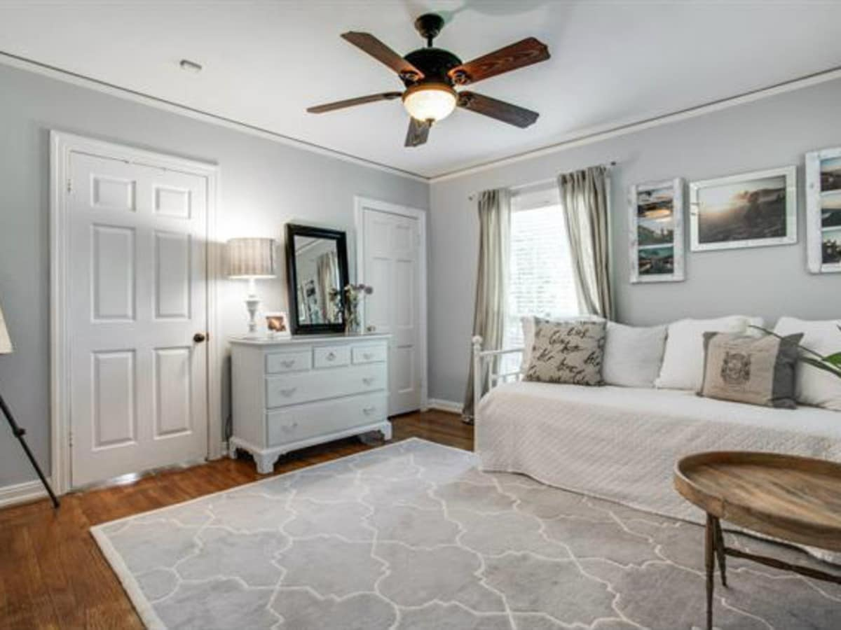 Bedroom at 6051 Penrose Ave. in Dallas