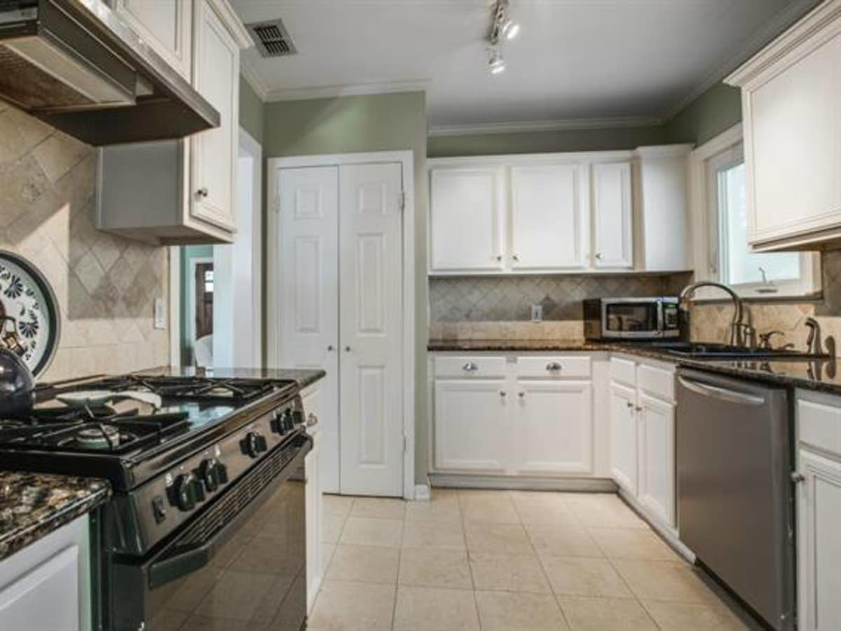 Kitchen at 6051 Penrose Ave. in Dallas