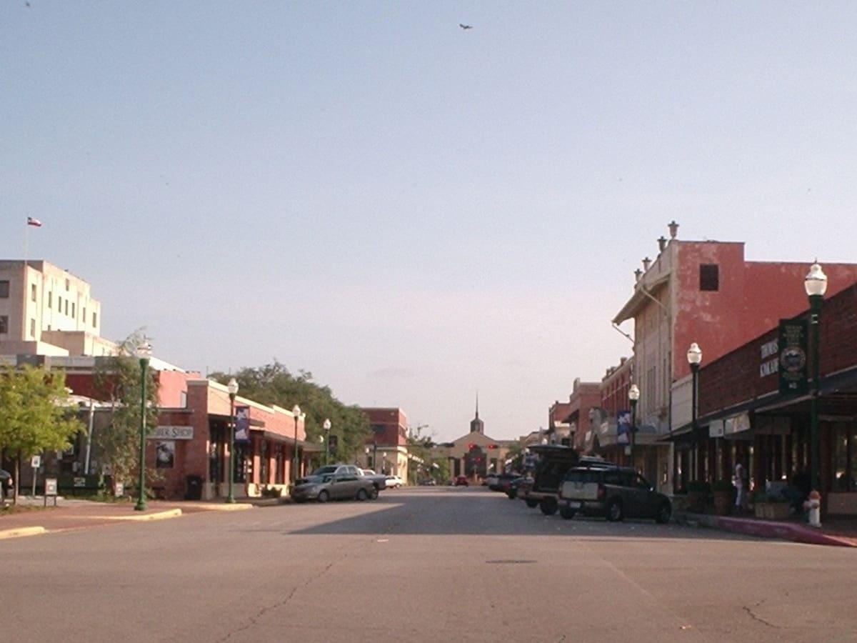Conroe North Main Street