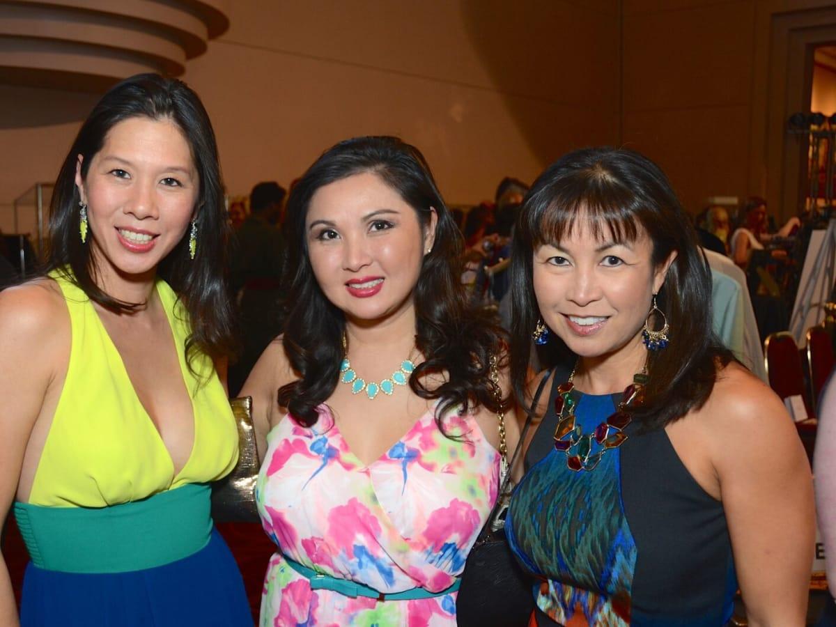 News, Shelby, The Women's Home, Aug. 2015, Linh Su, Diane Do, Christine DeLeon