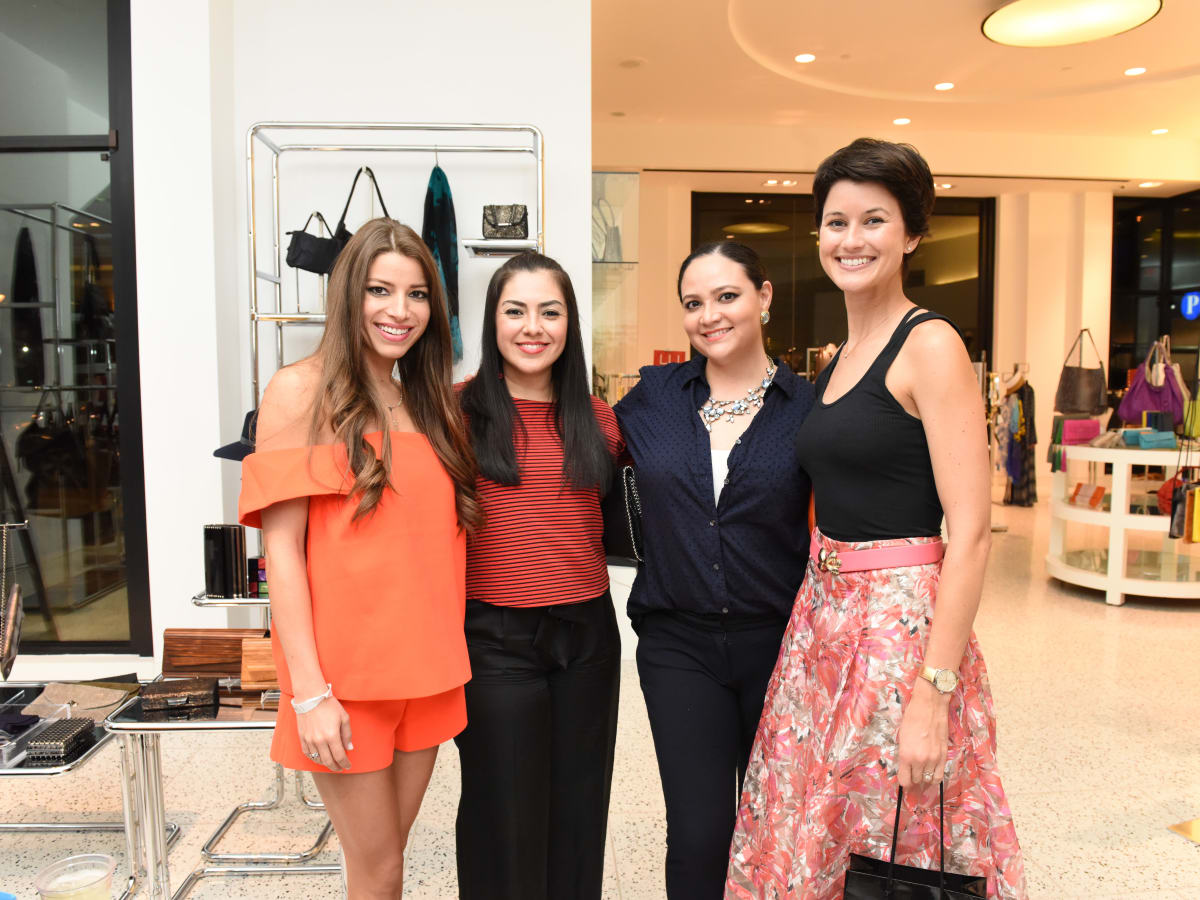 News, Shelby, Women of Wardrobe Back to School, Aug. 2015, Olivia Reagan, Karla Gutierrez, Elvia Canseco, Whitney Garibay