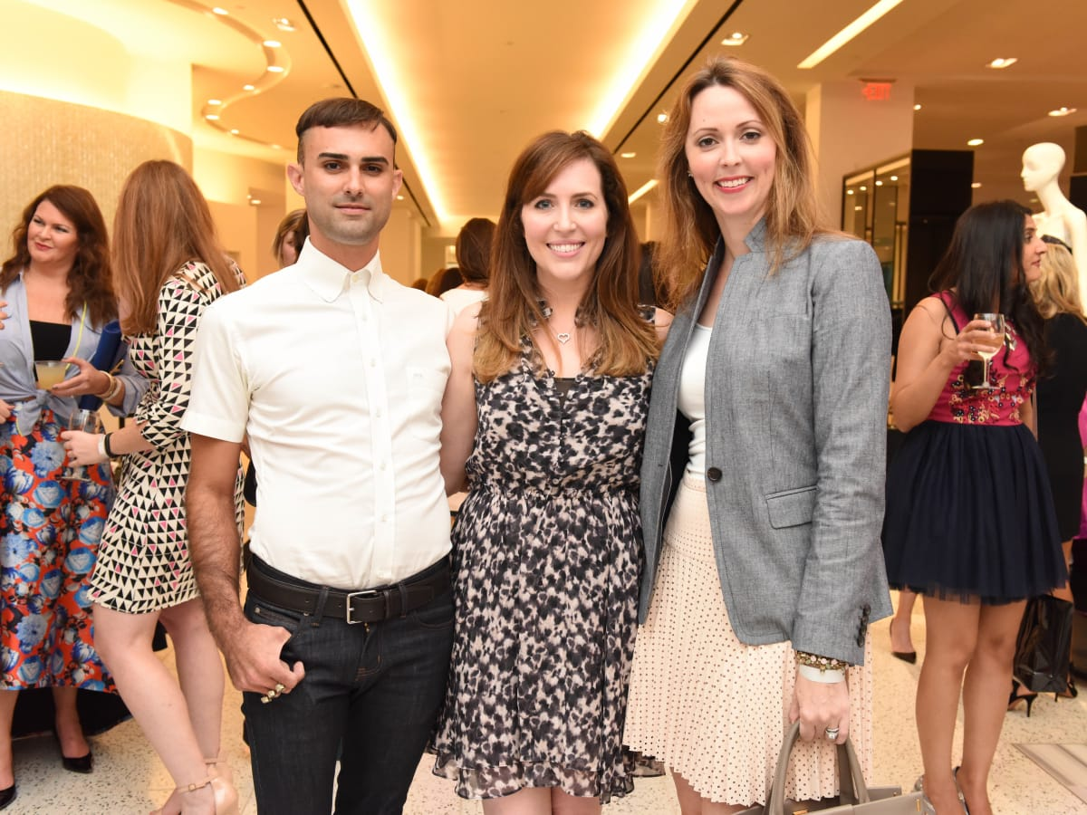 News, Shelby, Women of Wardrobe Back to School, Aug. 2015, Justin Kouri, Mary Patton, Rachel Jones