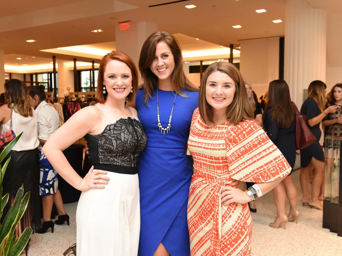 News, Shelby, Women of Wardrobe Back to School, Aug. 2015, Amanda Johansen, Jessica Mallett, Allie Heath
