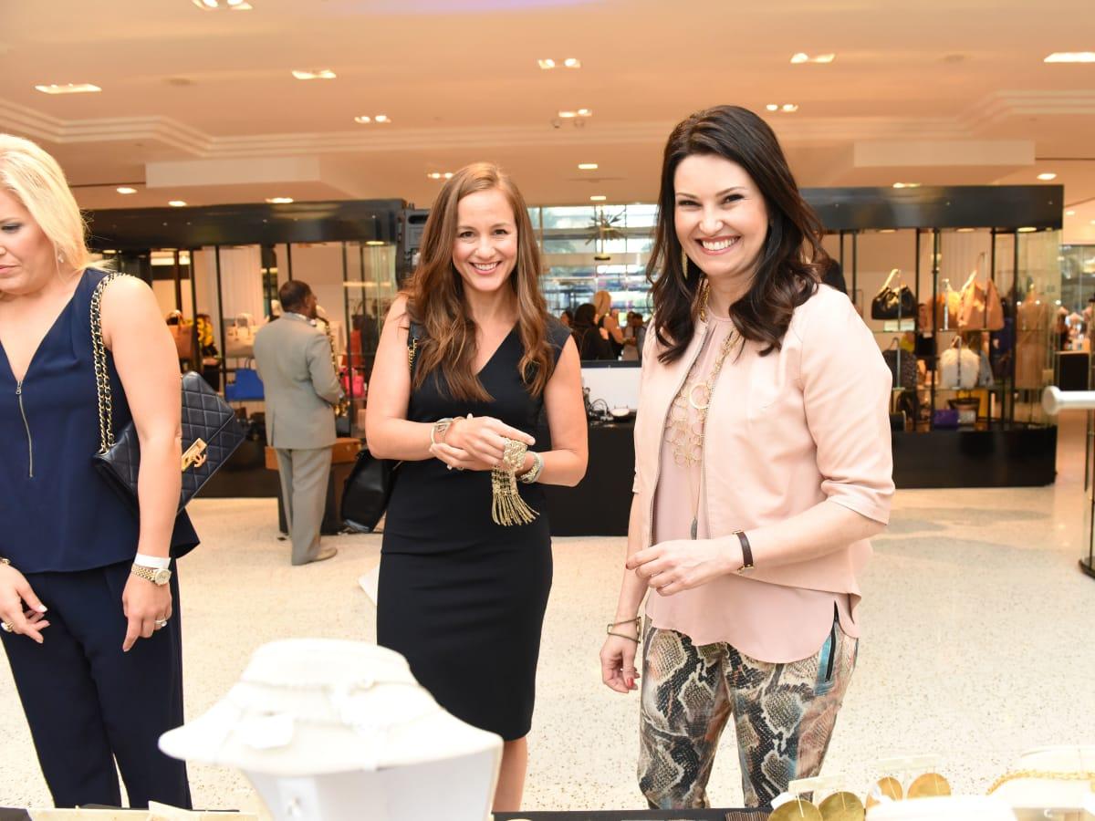 News, Shelby, Women of Wardrobe Back to School, Aug. 2015, Karra Marino, Claudia Lobao