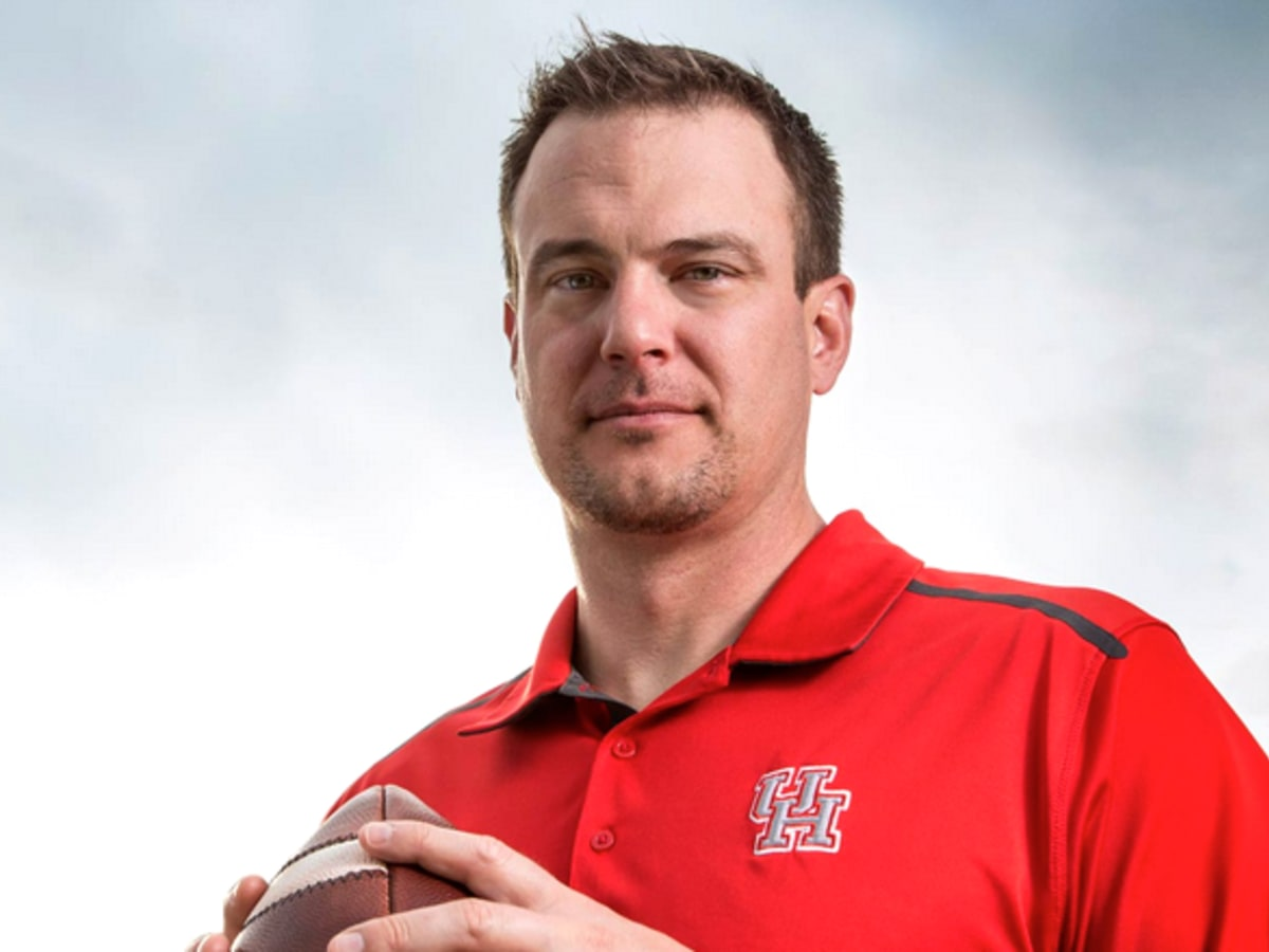 Houston, hottest college football coach in Texas, August 2015, Tom Herman