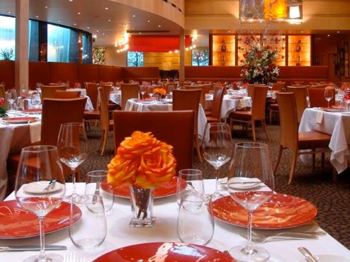 Houston, Tony's restaurant, July 2015, interior