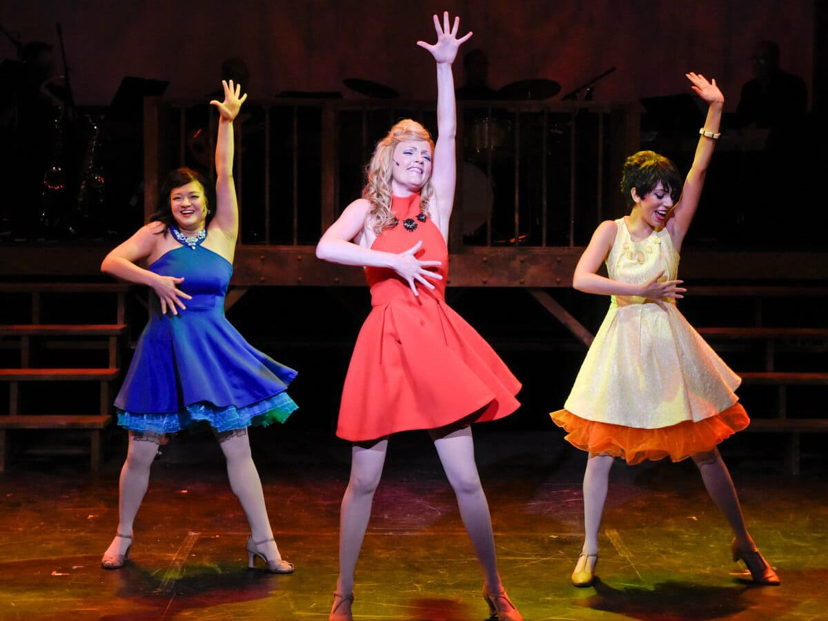 Sweet Charity at WaterTower Theatre in Addison