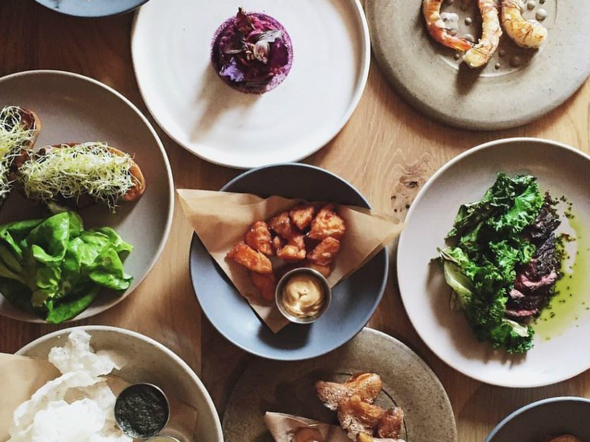 Gardner Austin restaurant dishes food plates