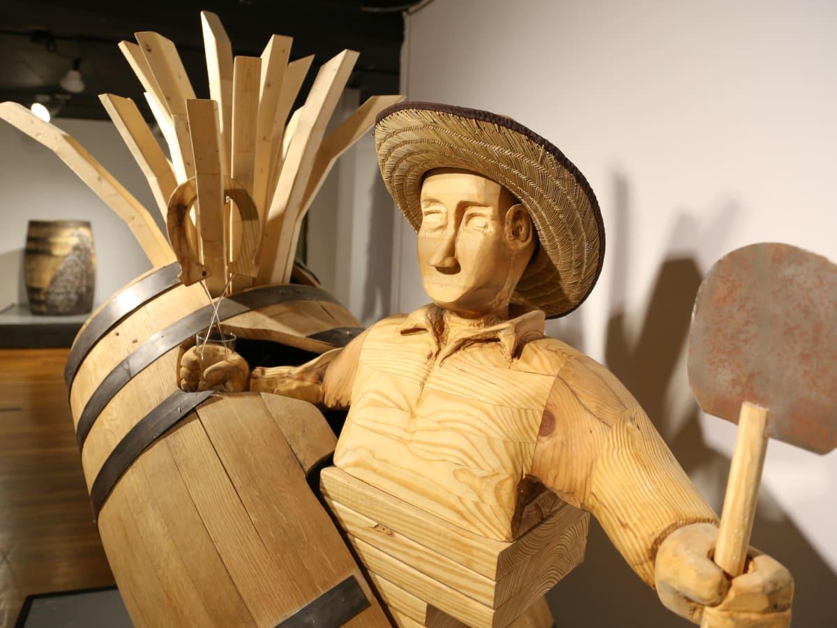 CultureMap Austin Art + Tequila at Mexic-Arte Museum Tincher & Maloney Ordinario