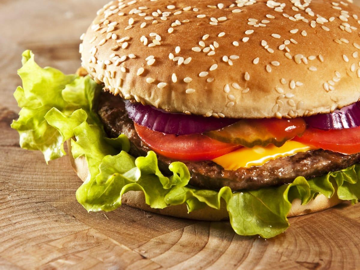 Generic burger