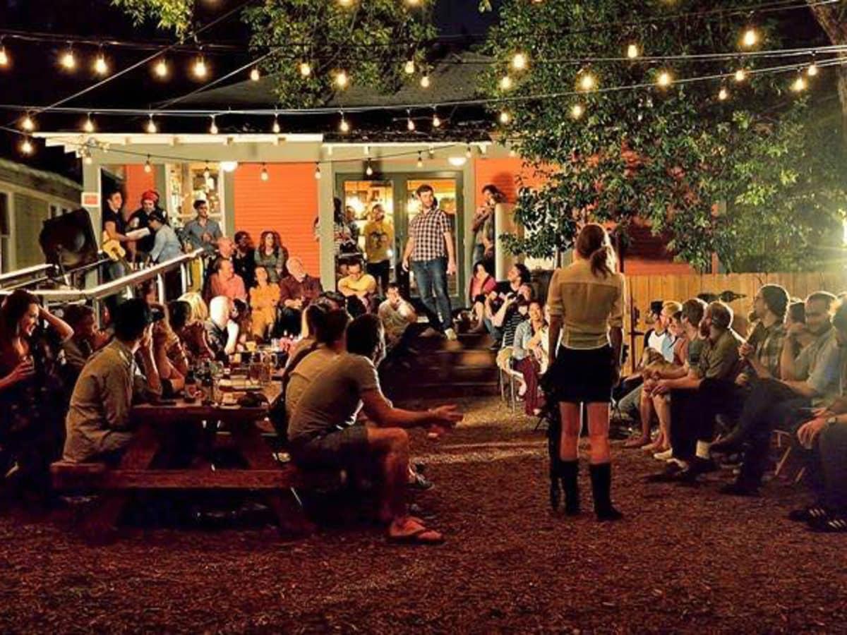 Shakespeare in the Bar in Dallas