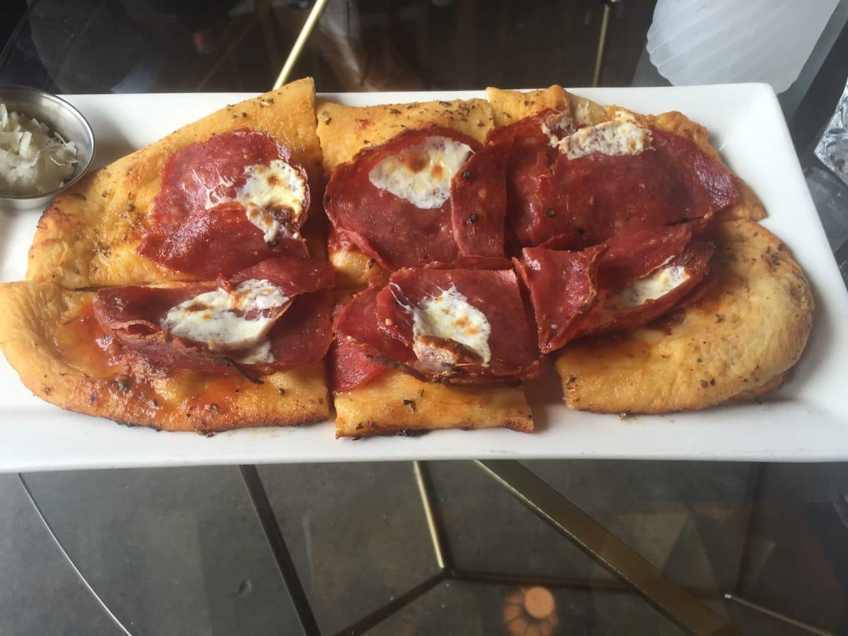 Beckrew Wine House pizza