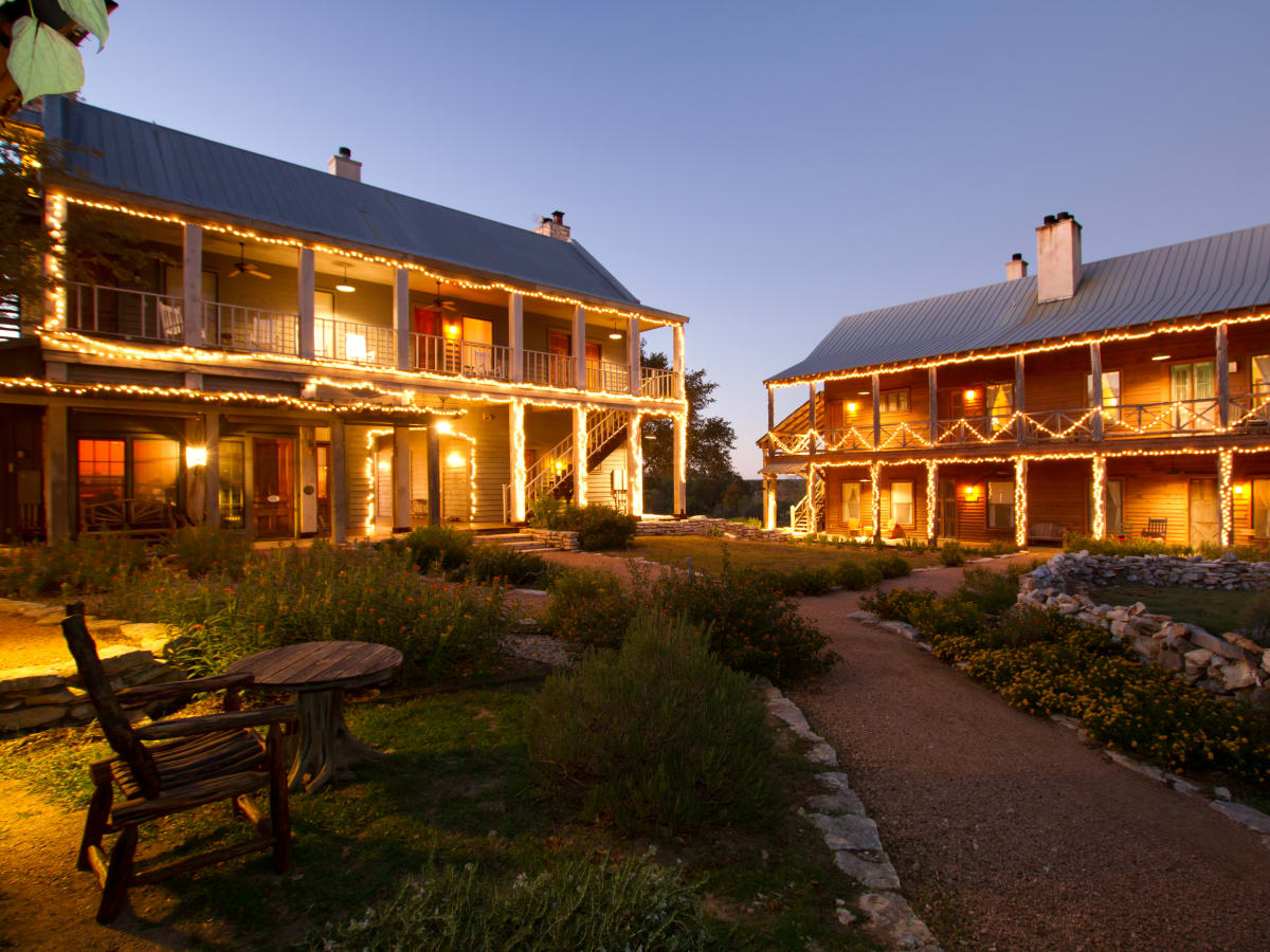Sage Hill Inn Above Onion Creek Wimberley Texas 2015