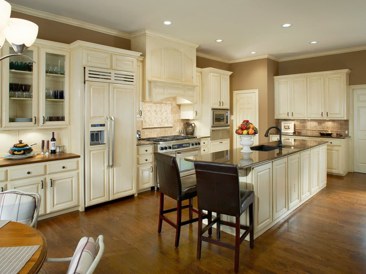 Kitchen designed by the Viking Craftsman