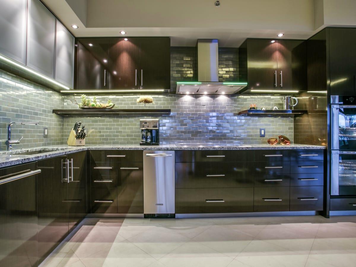 Kitchen at 3831 Turtle Creek Blvd. in Dallas