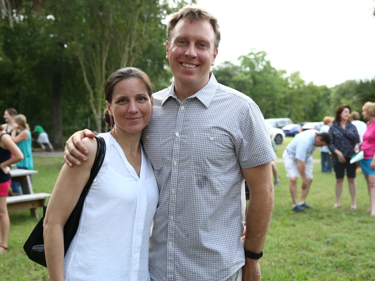 News, Shelby, Evelyn's Park Groundbreaking, june 2015, Tatiana Peterson- Ty Peterson