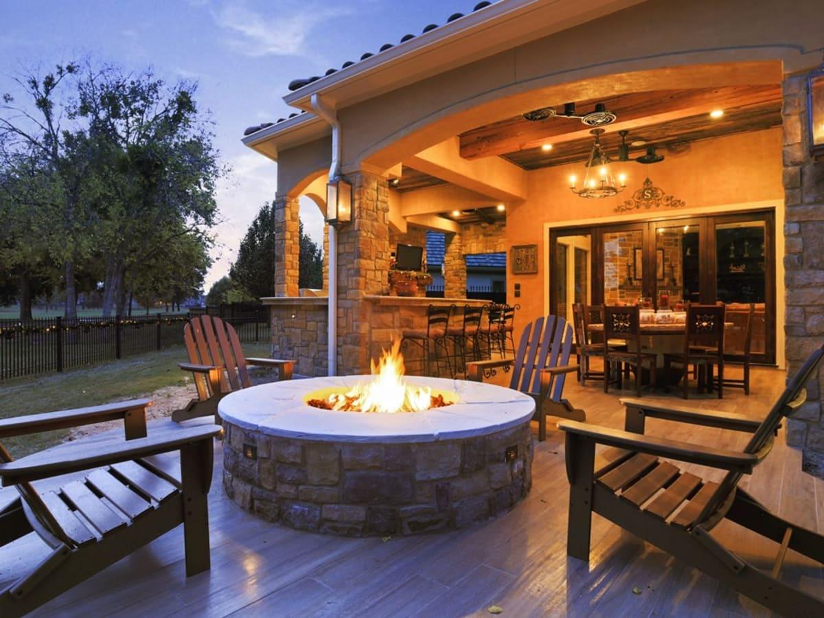 Porch.com Texas Custom Patios