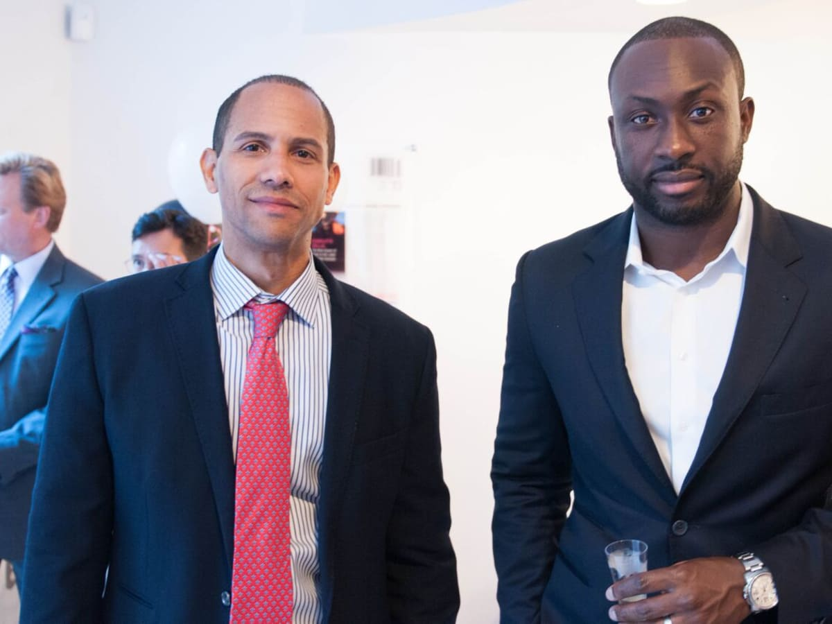 Houston, Engel and Völkers Launch Party, June 2015, Greg FLetcher, Acho Azuike