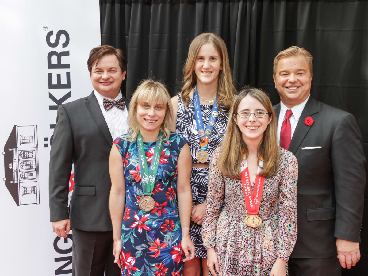 Houston, Engel and Völkers Launch Party, June 2015, Brooks Ballard, Ashley Billard, Katherine Reed, Meg Norman, Anthony Hitt