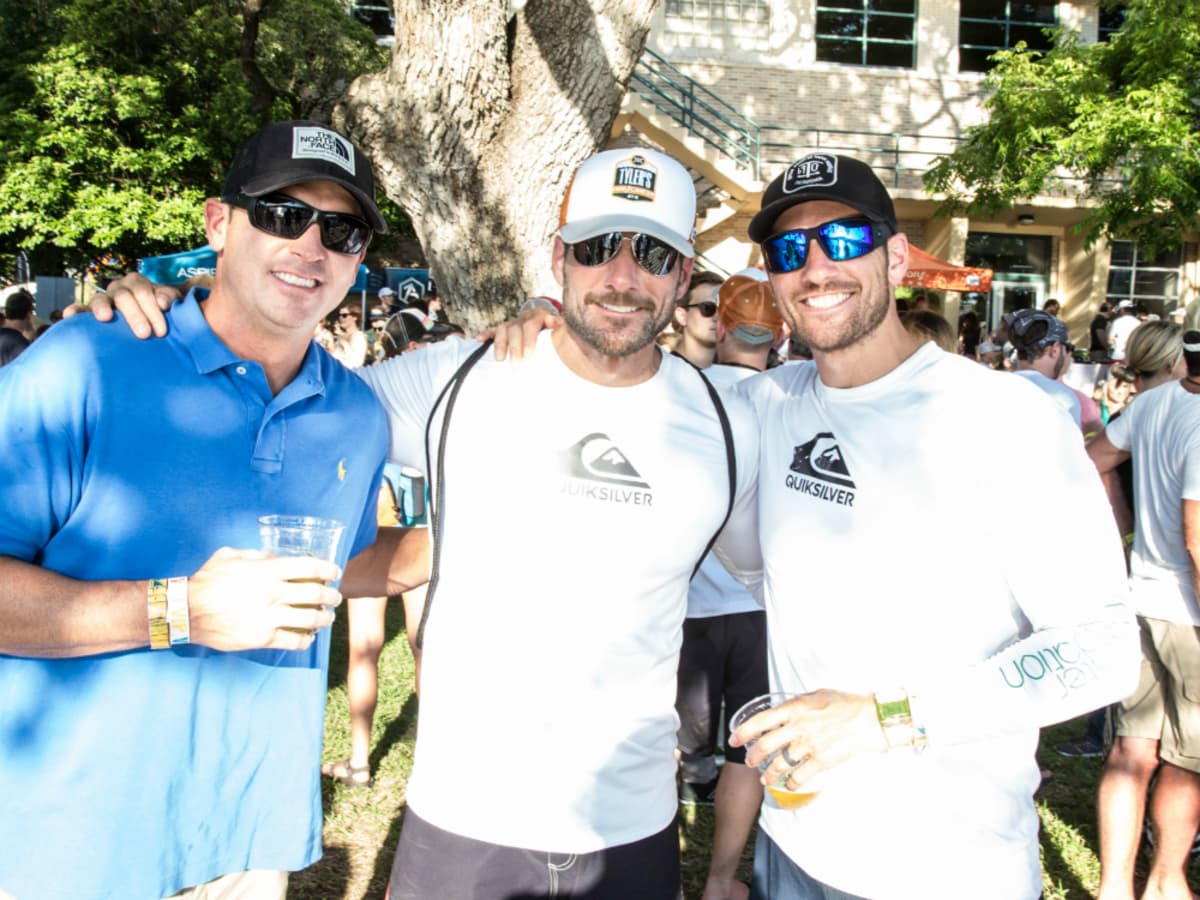 Tyler's Dam That Cancer_Flatwater Foundation_Happy Hour_Mike Lateur_Brad Womack_Chad Womack_2015