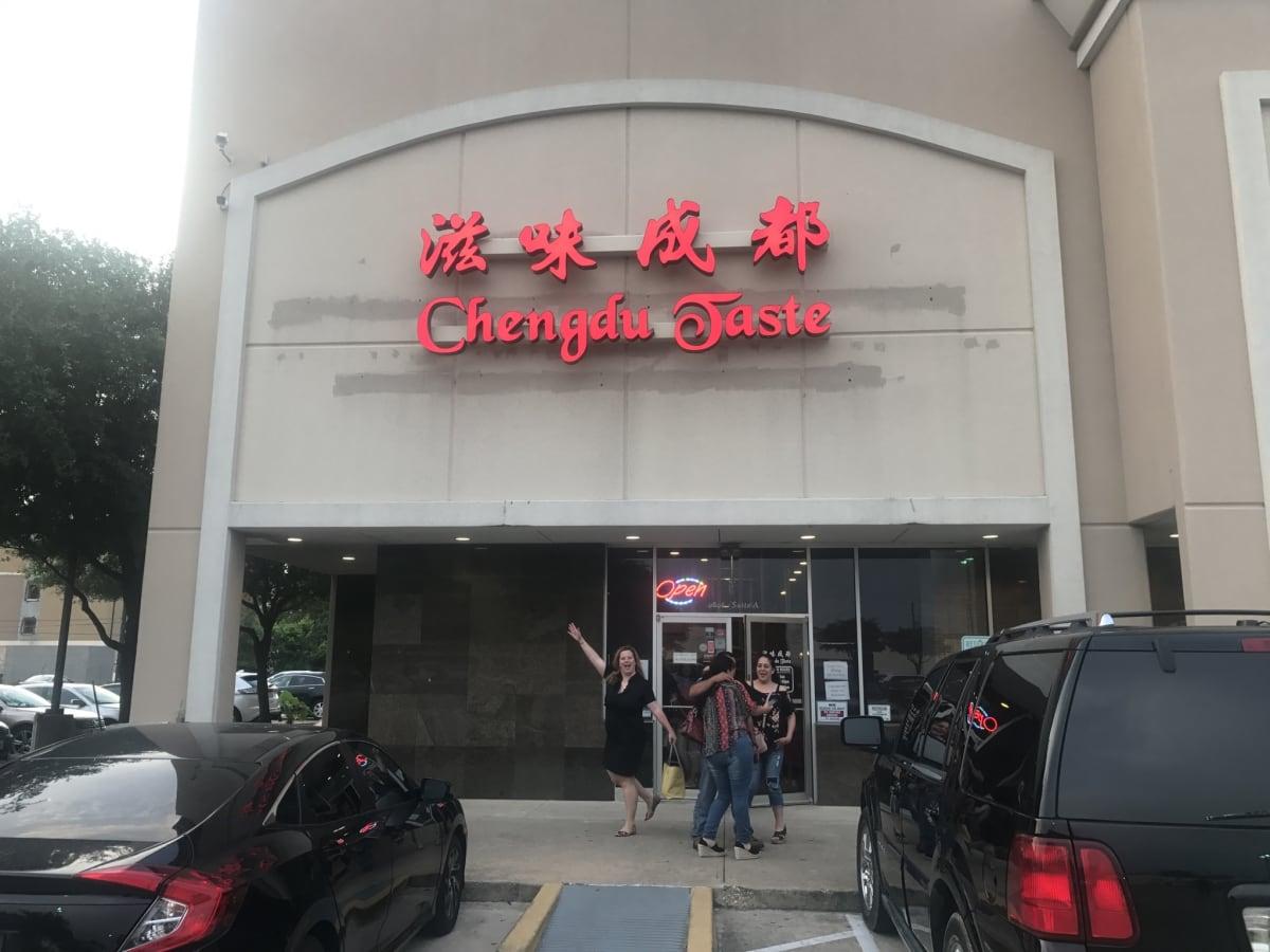 Chengdu Taste - exterior