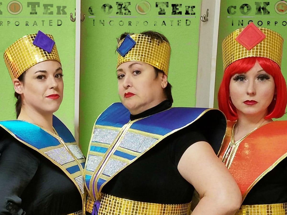 Echo Theatre presents Brides of the Moon