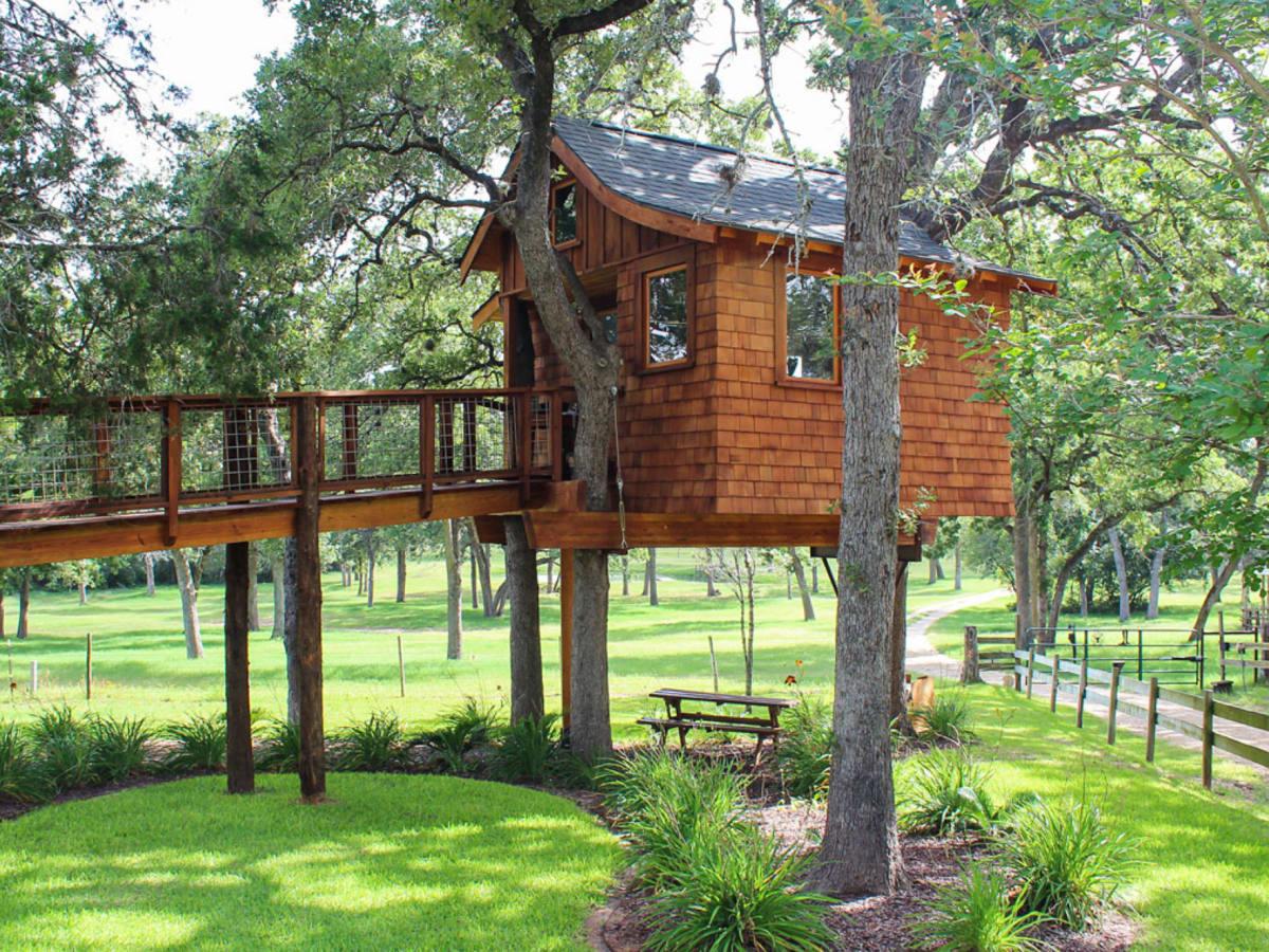 Treehouse Spa at Davis Ranch