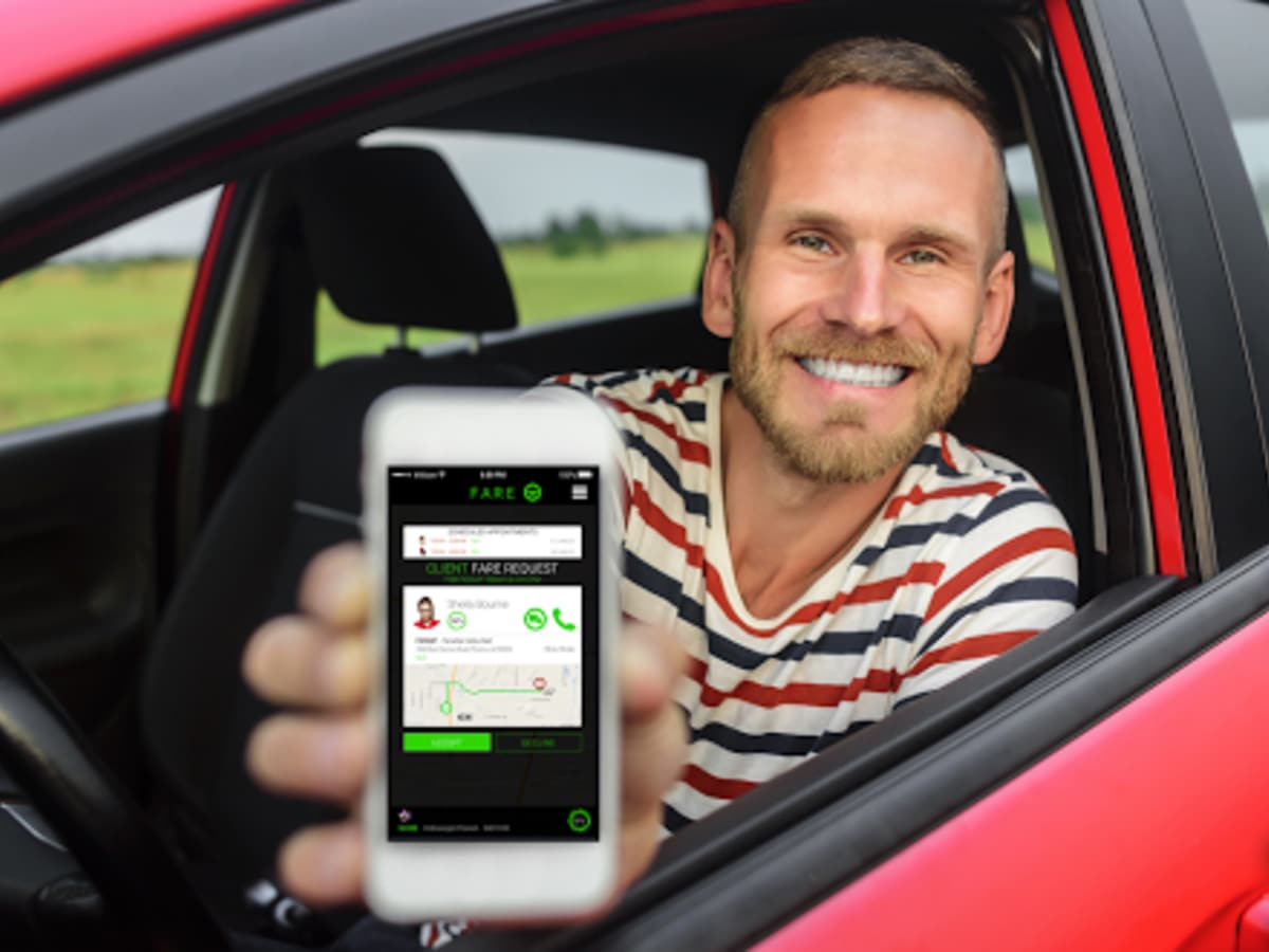 Fare ride-sharing Austin
