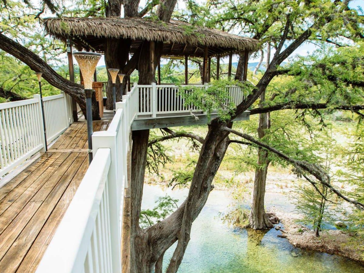 treehouse masters spa. Frio River Treehouses Treehouse Masters Spa .
