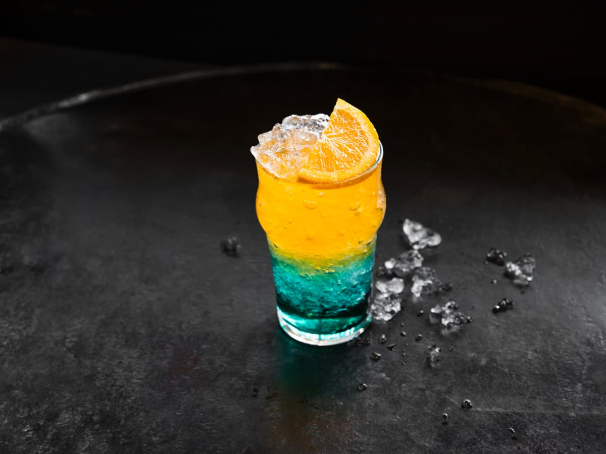 Hay Merchant H-Town slammer cocktail