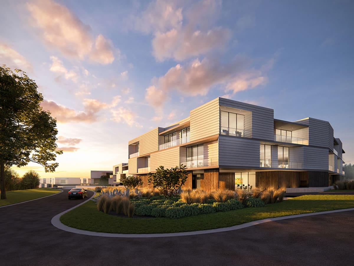 The Backyard development