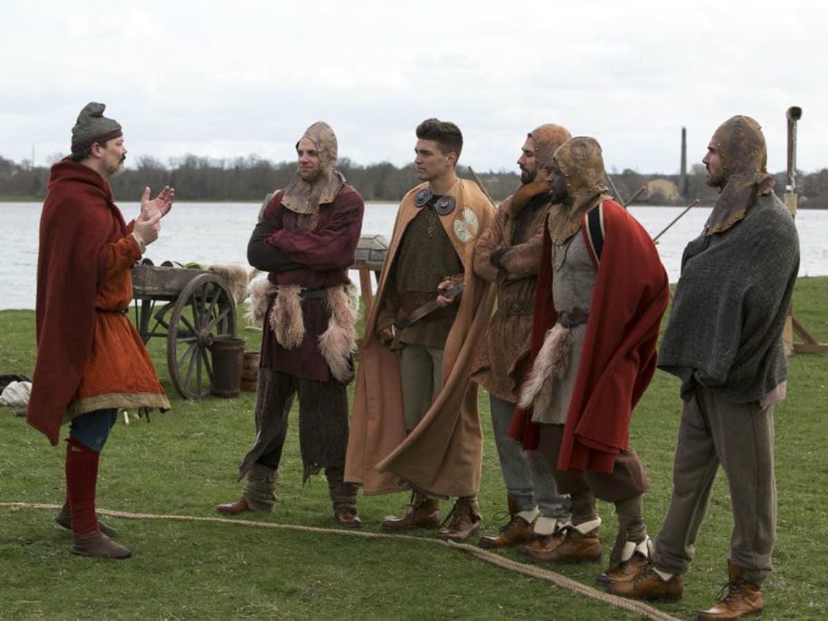 Bachelorette episode 6, Vikings