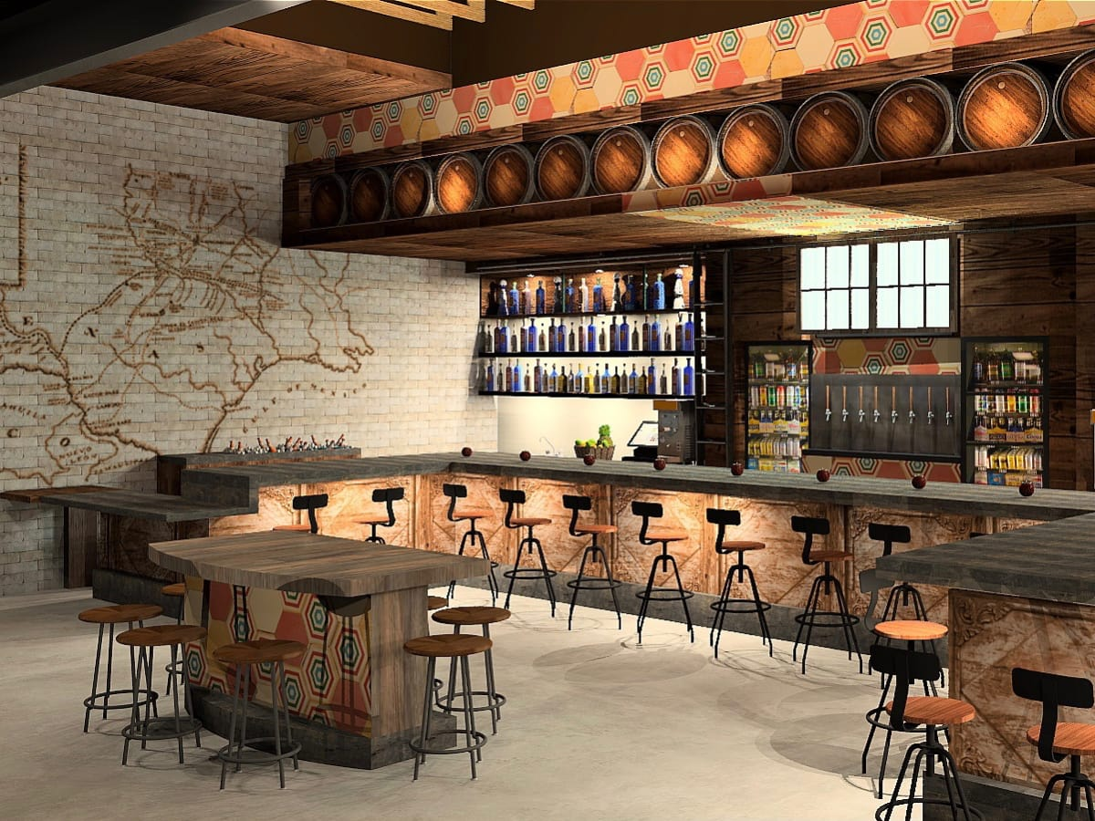 Goode Co Kitchen & Cantina rendering