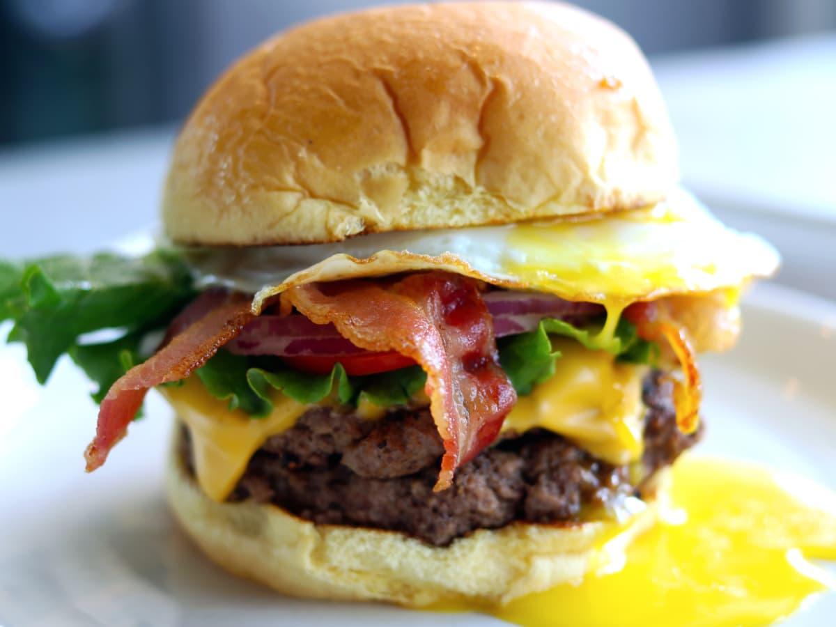 Houston, new brunches, July 2017, FM Kitchen brunch Brunch Burger
