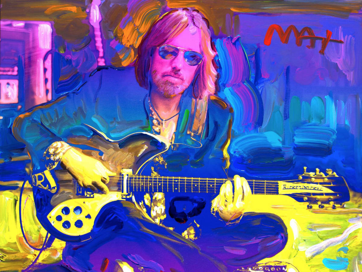 Peter Max Art