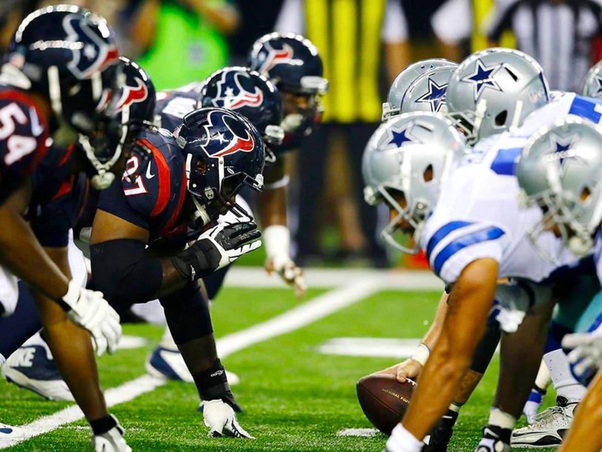 Houston, Texans vs Dallas Cowboys, August 2017