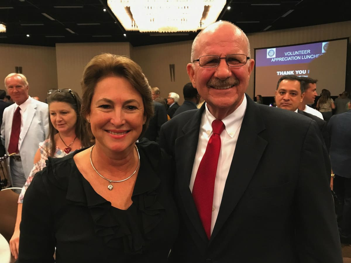 Harris County District Attorney, Kim Ogg, Ted Poe