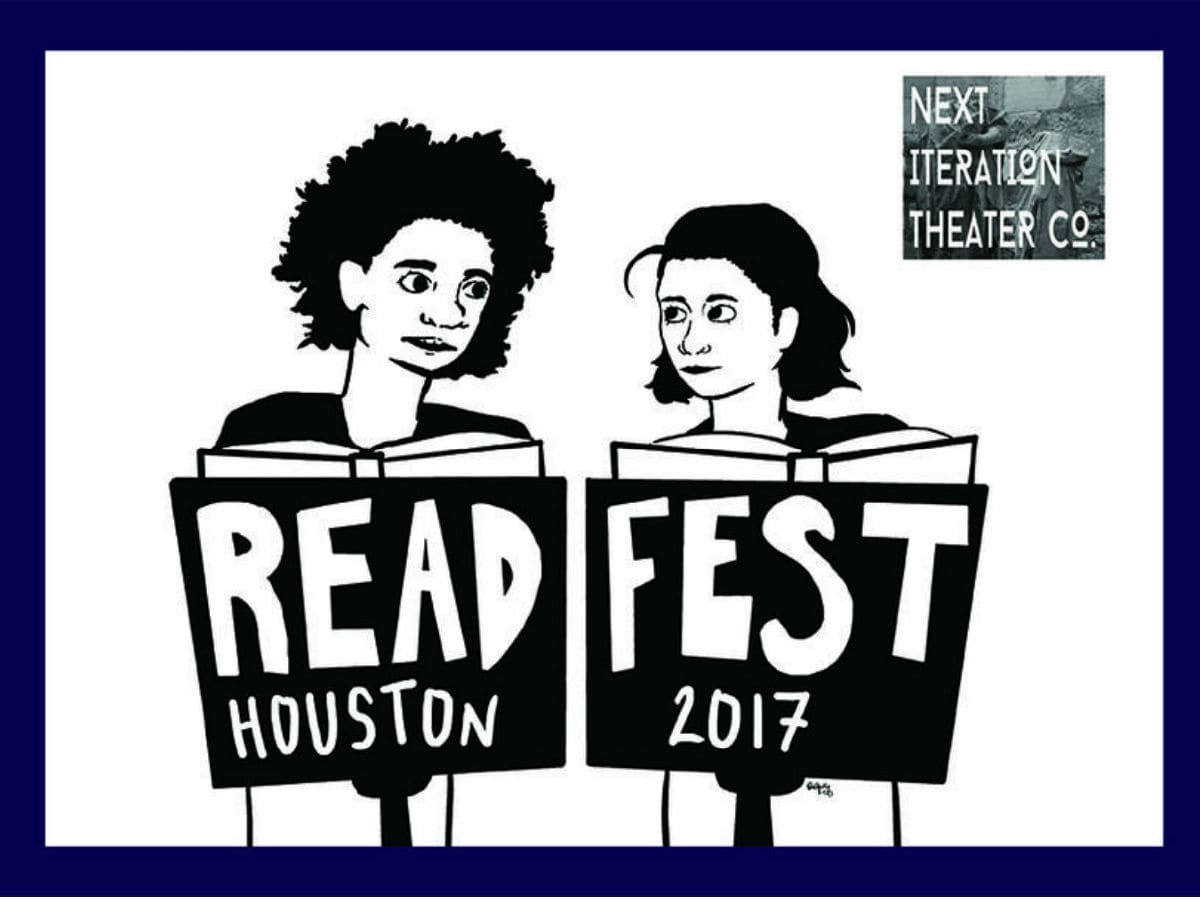 Next Iteration Theater Company presents ReadFest Houston