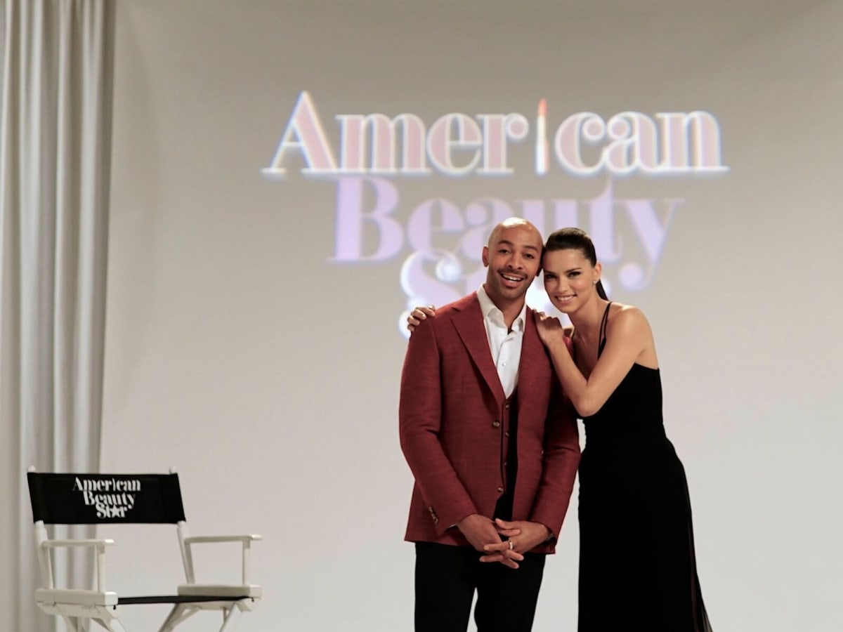 Adriana Lima/American Beauty Star