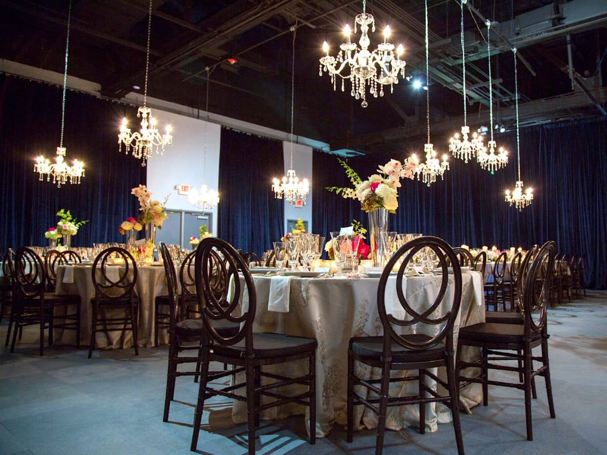Houston, new wedding event venues, September 2017, The Ballroom at Bayou Place