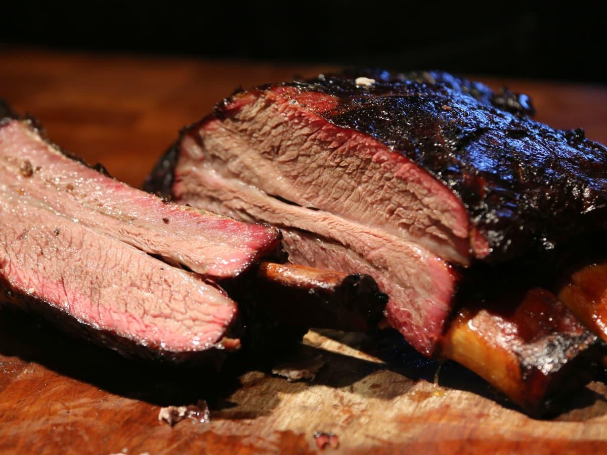 Blacks Barbecue Ribs