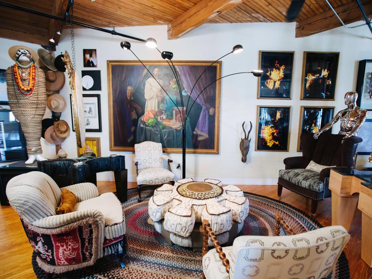 Weird Homes Tour 2017-Kelly Gayle Amen