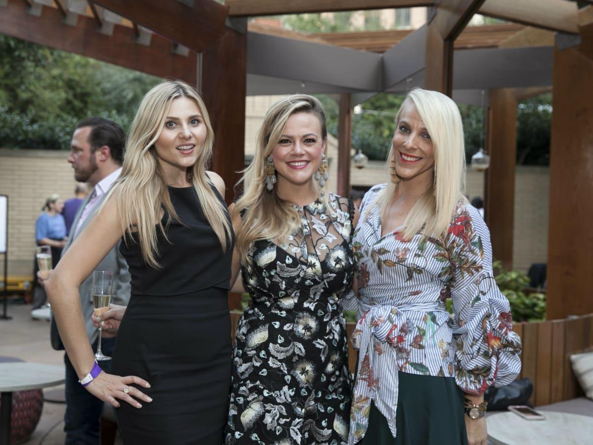 Nicole Tremblay, Heather Winn, Jennifer Kesterson